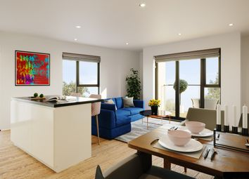Thumbnail 1 bed flat for sale in Fairbourne Road, London