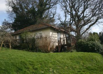 Thumbnail 1 bedroom bungalow to rent in Higher Exeter Road, Teignmouth