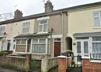 Thumbnail 2 bed terraced house for sale in Orchard Street, Peterborough, Cambridgeshire