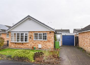 Thumbnail 2 bed detached bungalow for sale in Acomb Wood Close, York