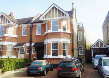 Thumbnail 5 bed semi-detached house to rent in The Grove, London, Finchley