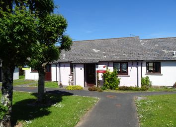 Thumbnail 1 bed terraced bungalow for sale in Shipley Close, South Brent, Devon