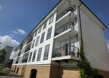 Thumbnail 2 bed flat to rent in Commercial Place, Gravesend