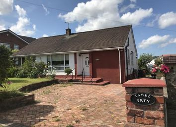 Thumbnail 2 bed bungalow for sale in Bryntirion Road, Bagillt, Flintshire, North Wales