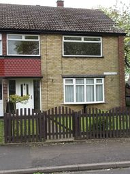 Thumbnail 3 bed semi-detached house to rent in Gray Road, Scunthorpe