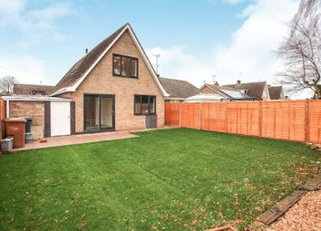Thumbnail 4 bed detached bungalow for sale in Chestnut Drive, Thorney, Peterborough