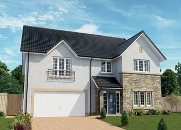 "Thumbnail 5 bed detached house for sale in ""The Lewis"" at Queens Drive, Cumbernauld, Glasgow"