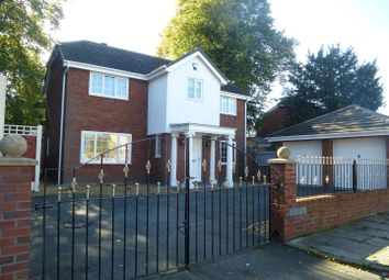 Thumbnail 4 bed detached house to rent in The Loont, Winsford