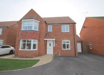Thumbnail 5 bedroom property to rent in Harris Close, Newton Leys, Bletchley, Milton Keynes