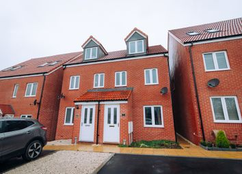 Thumbnail 3 bed semi-detached house for sale in Bolehyde Close, Coate, Swindon, Wiltshire