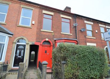 Thumbnail 2 bed terraced house for sale in Cheetham Hill Road, Stalybridge