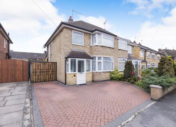 Thumbnail 3 bed semi-detached house for sale in Ramsdean Avenue, Wigston