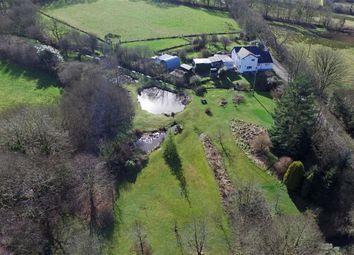 Thumbnail 5 bed property for sale in Plwmp, Llandysul