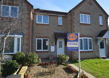 Thumbnail 2 bed terraced house for sale in The Birches, Pickering Avenue, Hornsea, East Yorkshire