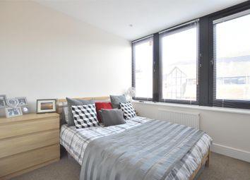 Thumbnail 2 bed flat to rent in Albert Road, Horley, Surrey