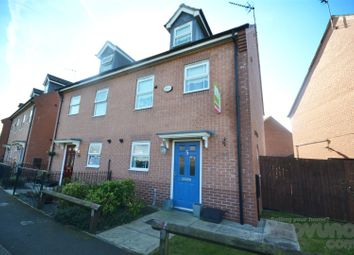 Thumbnail 3 bed town house for sale in Steley Way, Manor Court, Prescot