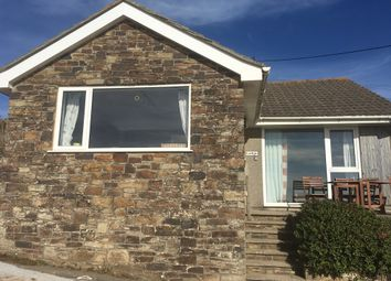 Thumbnail 3 bed detached bungalow to rent in Whitsand Bay View, Portwrinkle, Torpoint