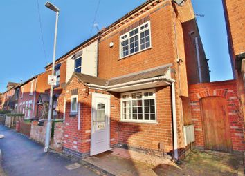 Thumbnail 2 bed end terrace house for sale in Gladstone Street, Anstey, Leicestershire