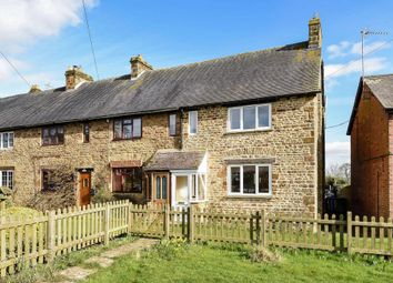 Thumbnail 2 bed cottage for sale in Thorpe Mandeville, Northamptonshire