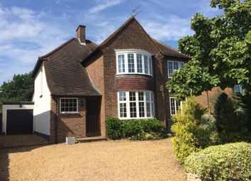 Thumbnail 4 bed detached house to rent in Fordwich Rise, Hertford