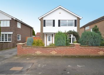 Thumbnail 4 bed detached house for sale in Norman Road, Hatfield, Doncaster