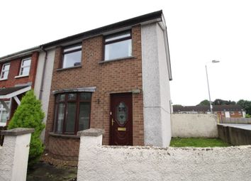Thumbnail 3 bed terraced house for sale in Avonmore Park, Lisburn