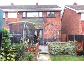 Thumbnail 3 bed semi-detached house for sale in The Beeches, Rugeley