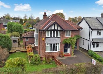 Thumbnail 5 bed detached house for sale in Cumber Lane, Wilmslow