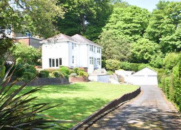 Thumbnail 4 bed detached house for sale in Glanmor Road, Uplands, Swansea