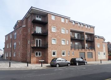 Thumbnail 2 bed flat to rent in Wilson Court, Whitley Bay