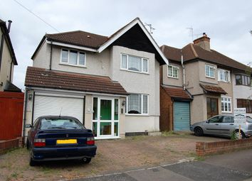 Thumbnail 3 bed detached house for sale in Arundel Road, Harold Wood