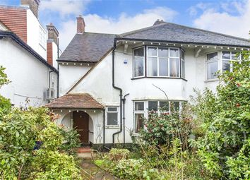 Thumbnail 4 bed semi-detached house for sale in Corringham Road, Golders Green