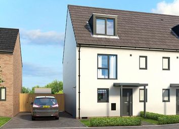 "Thumbnail 4 bed property for sale in ""The Atherton At The Springs"" at Campsall Road, Askern, Doncaster"