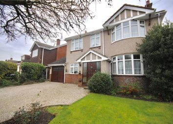 Thumbnail 4 bed detached house for sale in Galleywood Road, Chelmsford, Essex