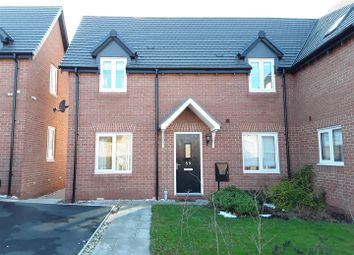 Thumbnail 2 bed semi-detached house for sale in Ferridays Fields, Woodside, Telford