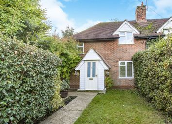 2 bed semi-detached house for sale in Layters Close, Cottage, Gerrards Cross, Bucks SL9