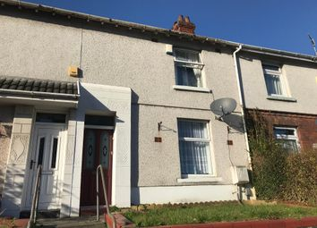 Thumbnail 2 bed terraced house to rent in Trewyddfa Common, Morriston, Swansea
