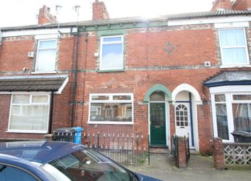 Thumbnail 2 bedroom terraced house to rent in Welbeck Street, Hull