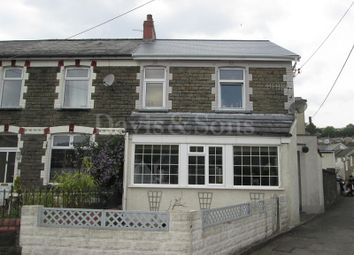 Thumbnail 3 bed end terrace house for sale in Greenfield Avenue, Newbridge, Newport.