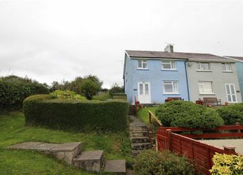 Thumbnail 3 bed semi-detached house for sale in Penllwyn Estate, Capel Bangor, Aberystwyth