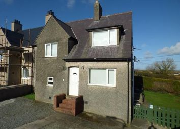 Thumbnail 3 bed terraced house for sale in Tai Clwch, Rhosmeirch, Llangefni, Anglesey