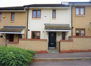 Thumbnail 3 bed terraced house for sale in Bramble Mews, Gravesend