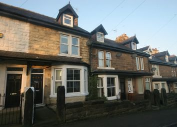 Thumbnail 3 bed terraced house for sale in North Lodge Avenue, Harrogate