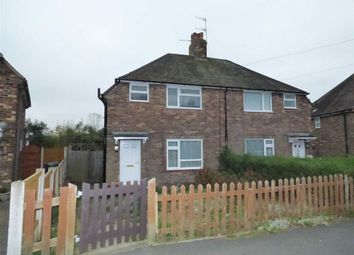 Thumbnail 3 bedroom semi-detached house for sale in Camillus Road, Knutton, Newcastle-Under-Lyme