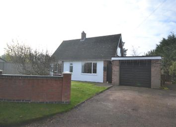 Thumbnail 3 bedroom detached bungalow for sale in Rockland St Mary, Norwich