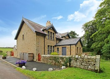 Thumbnail 4 bed cottage for sale in Glanton, Alnwick