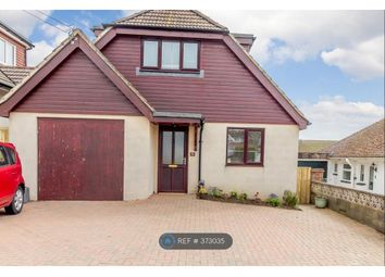Thumbnail 4 bed detached house to rent in Steyning Avenue, Peacehaven