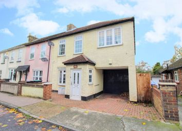 Thumbnail 4 bed end terrace house for sale in Sun Lane, Gravesend