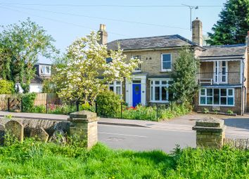 Thumbnail 4 bed detached house for sale in Station Road, Waterbeach, Cambridge