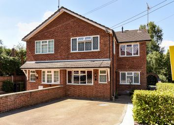 Thumbnail 4 bed semi-detached house to rent in Windlesham GU20,